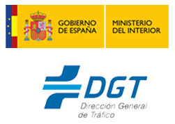 logo dgt direccion general trafico